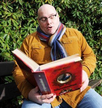 Storyteller Andre Driessen