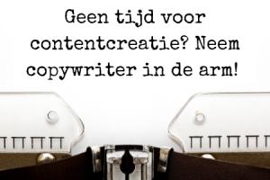 Content delen op Linkedin - neem copywriter in de arm