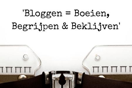 Zakelijk bloggen - citaat 5 - blog Andries