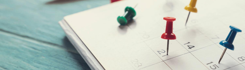 contentkalender voor social media maken