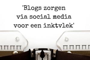 Blog of artikel - hoe zorg je voor een inktvlek